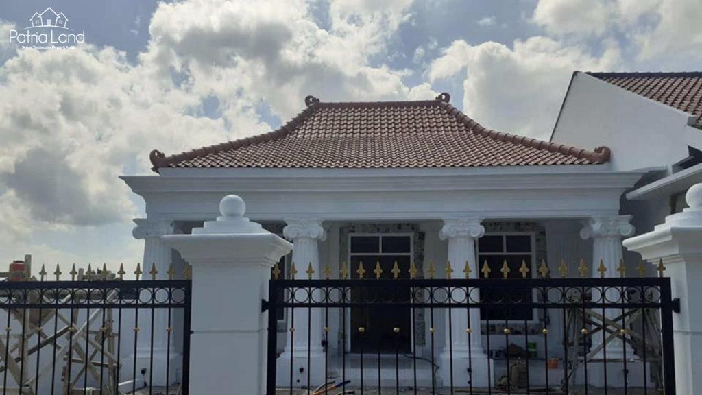 Hasil 1 renovasi rumah di Jl Sumba , dekat PAUD Al Gifari Blitar
